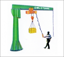 Column Mounted Jib Cranes