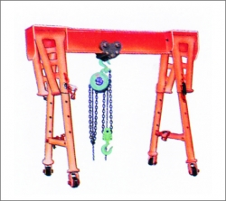 Portable And Fix Gantry Crane