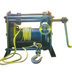 Crab Winch (Double Reduction)