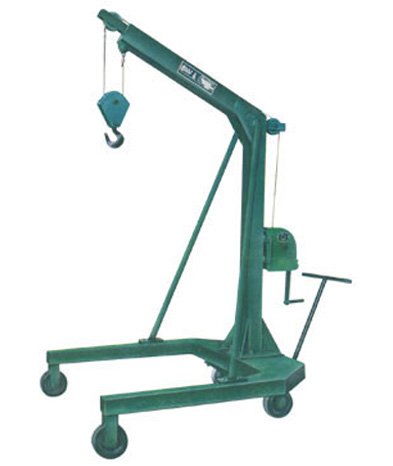 Manual Jib Crane Manufacturer